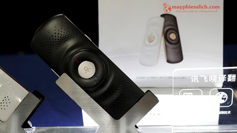 Iflytek Xiao là sản phẩm được quan tâm tại các triển lãm của Trung Quốc
