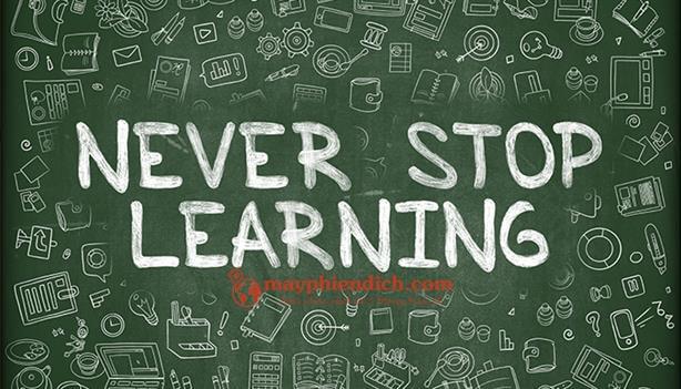 Nguyên tắc số 2 để học tiếng Anh
