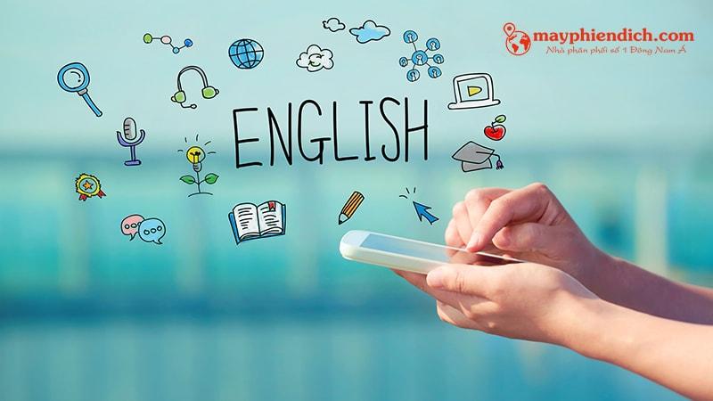 Nguyên tắc số 5 để học tiếng Anh