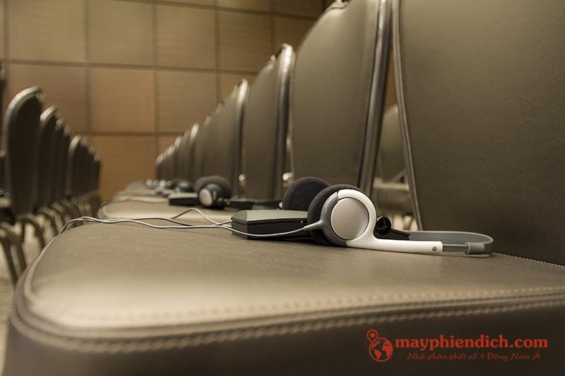 Tai nghe Headset Cabin dành cho khách mời