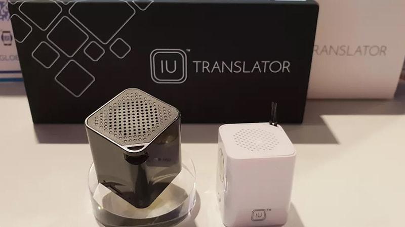 Thiết kế máy phiên dịch IU