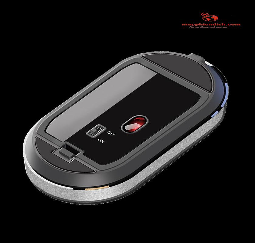Cài đặt phần cứng I-Tek Mouse