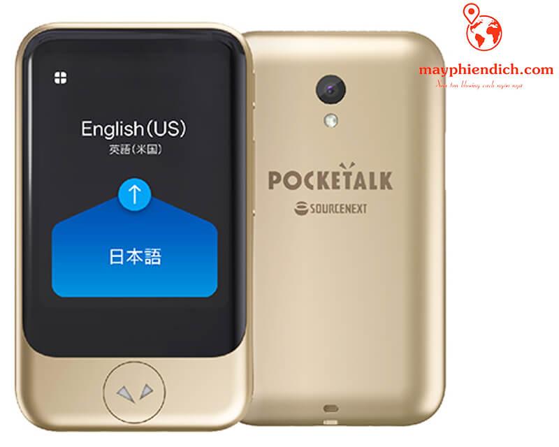 Pocketalk phù hợp cho những chiến du lịch