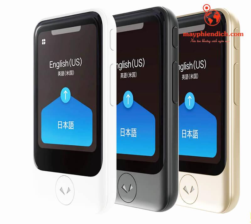 Tìm hiểu về máy phiên dịch Pocketalk