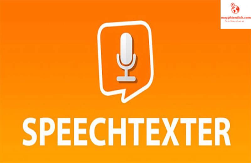 minh họa speechtexter