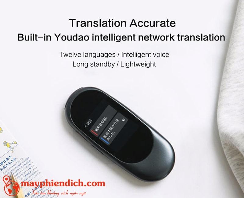 Dữ liệu dịch thuật của Youdao cực kì ấn tượng