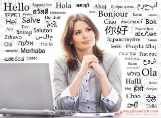 Muốn Làm Thông Dịch Viên Thì Học Ngành Gì? Phiên Dịch Viên Học Trường Nào Tốt?