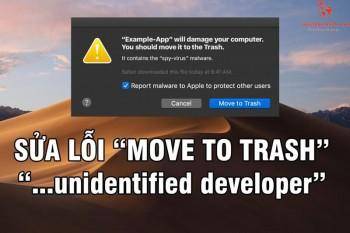 Hướng Dẫn Sửa Lỗi Không Cài Được Phần Mềm I-Tekmouse Trên Macbook