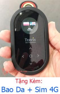 Máy Phiên Dịch Travis One - Dịch 80 Ngôn Ngữ - Có TIẾNG VIỆT
